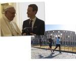 Os passos de Mark Zuckerberg pela Itália