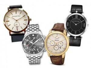 Relógios poderosos para pais que não perdem tempo. Aqui!