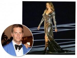 Tom Brady rasga elogios em dose quíntupla para Gisele na Rio2016