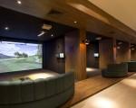 Interior do The Clubhouse Bar