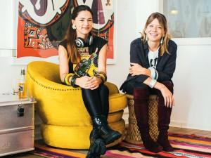 Na J.P de agosto, Luciana Conde e Guta Virtuoso falam sobre a parceria da Cine 732