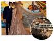 Luiza Nascimento e Jalal Sefraoui se casam em Capri neste sábado Créditos: Reprodução Instagram/Flavia Vitoria