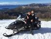 Klebber Toleto e Camila Queiroz em Bariloche