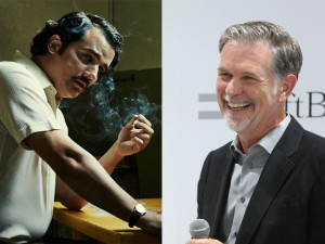 Wagner Moura dando um up na fortuna de milionário da Netflix? Entenda