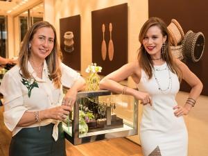 Mariana Ximenes vai a Brasília conferir nova coleção de Carla Amorim