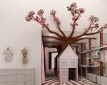Projeto 3D da Mixed Kids no Shopping Cidade Jardim