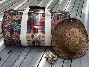 Desejo do Dia: a mala de mão da Cabana para um fim de semana relax