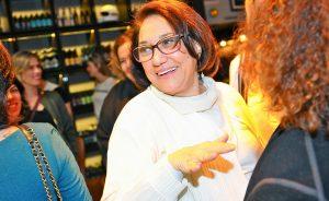 Encontro de PODER com Dra. Albertina Duarte na Barbearia Corleone