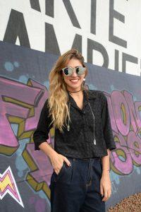 Luiza D'Angelo recebeu glamurettes cariocas para edição do Fashion House