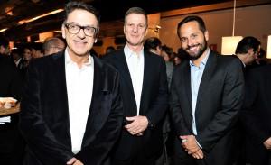 Pavilhão da Bienal recebe turma poderosa para jantar artsy