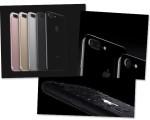 Apple divulgou nesta quarta-feira iPhone 7 e 7 Plus