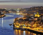 Porto, considerada patrimônio histórico da humanidade pela UNESCO, também é procurada por brasileiros