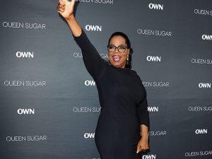 Oprah perde US$ 100 mi, mas o que importa são os 12 quilos a menos. Oi?