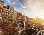 Amsterdã na Holanda, um dos países afetados pelo surto