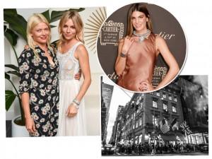 Cartier reabre loja na 5ª Avenida com Patti Smith, Sienna Miller e mais