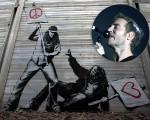 Será Banksy, Robert Del Naja