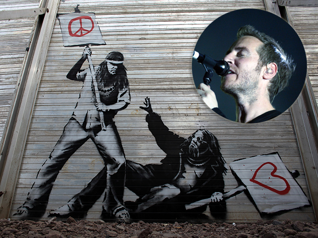 Segundo investigação, Banksy pode ser Robert Del Naja, do Massive Attack