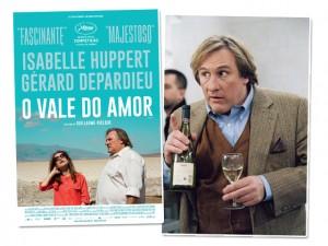 Depois de 30 anos, Gérard Depardieu volta ao Brasil e exige ambientes sem álcool
