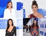Holland Roden, Taylor Hill, Kim Kardashian e Hailee Steinfeld