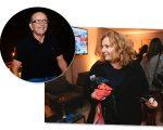 Joyce Pascowitch  recebe convidados chez David Bastos para