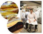 A chef Roberta Sudbrack e dois dos seus hotdogs especiais que serão vendidos em SP a partir do dia 4