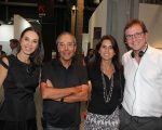 Esther Schattan, Sérgio Dias, Ana Lucia Jucá e Murillo Schattan