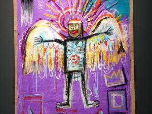Autorretrato de Basquiat é obra mais cara da ArtRio. Quanto?
