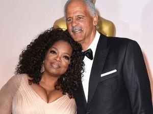 Oprah Winfrey nega rumores de que faria festão de casamento