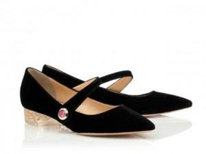 Desejo do Dia: para ferver ou só desfilar no salão, sapato Charlotte Olympia