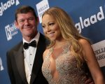 James Packer e Mariah Carey