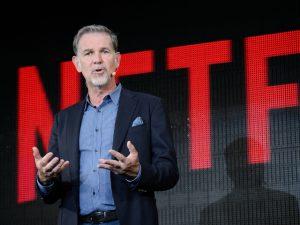 """Segundo cofundador e CEO da Netflix, indústria do cinema está """"quebrada"""""""