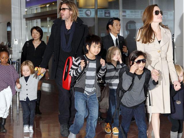 FBI ouviu as declarações de Jolie e dos filhos durante três horas