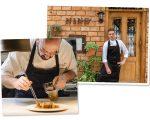 Salvatore Loi e Rodolfo de Santis - os chefs da 2ª edição do projeto Chef pela Cura da Tucca