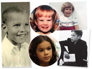 Óin! No Dia das Crianças, confira como eram 20 famosos na versão mini!