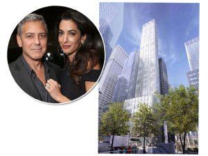 George e Amal Clooney tem novo endereço… e dessa vez em Nova York!