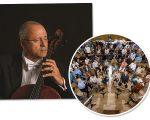 Antonio Meneses e a Orquestra Gulbenkian