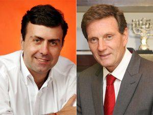 Entre os famosos, quem declara apoio a Marcelo Freixo ou a Crivella?