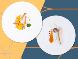 La Première e Business da Air France ganham menu de chefs com estrela Michelin
