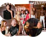Lea T, performistas da festa, Sabrina Sato, Jean Paul Gaultier e Josephine Baker