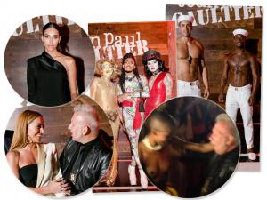 Festa para Gaultier no Rio teve nudes, drags, gafe do estilista… Saiba tudo