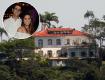 Joaquim Monteiro de Carvalho e Beatriz Bottesi mais a casa da família do noivo