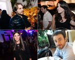 Filipe Sabara, Alex Seibel, Fabi Saad e Duda Derani