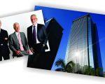 Sicupira, Lemann e Telles, e o complexo EZ Towers