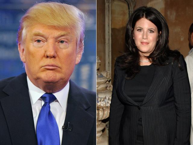 Monica Lewinsky Trump