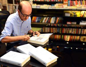 Ferreira dos Santos recebe convidados para lançamento de livro sobre Zózimo Barrozo do Amaral