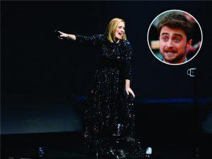 Adele desbanca astro de Harry Potter em lista de artistas jovens mais ricos