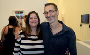 Luiz Zerbini, Fernanda Lima e mais na inauguração da Galeria Carpintaria, no Rio