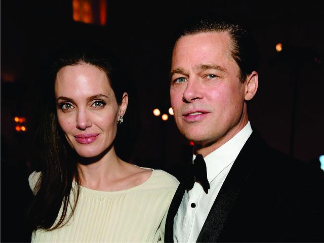 Angelina Jolie e Brad Pitt || Créditos: Getty Images