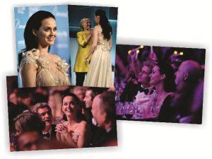 Em meio a rumores de separação, Katy Perry e Orlando Bloom vão juntos a gala