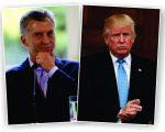 Mauricio Macri e Donald Trump